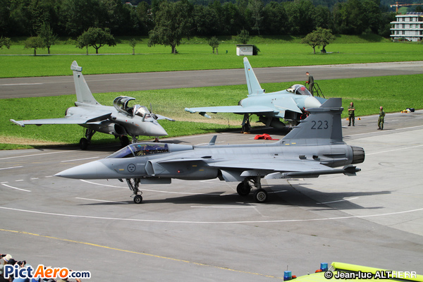 Saab JAS-39C Gripen (Swedish Air Force)