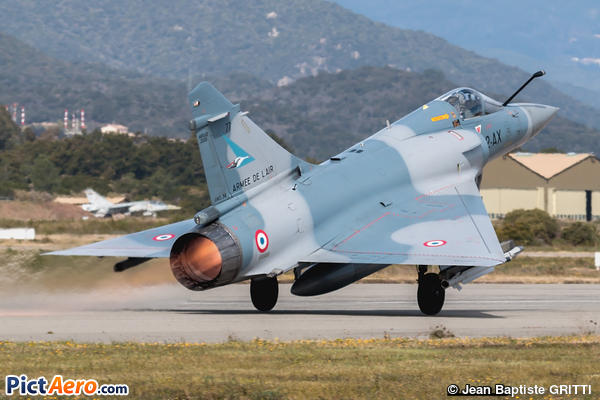 Dassault Mirage 2000-5F (France - Air Force)