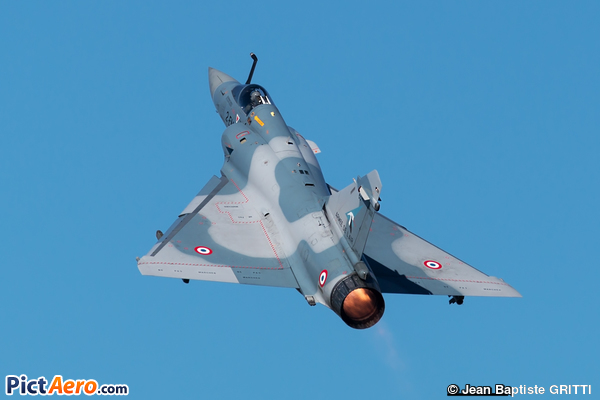 Dassault Mirage 2000-5F (France - Air Force)
