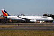 Airbus A330-343E (RP-C8789)