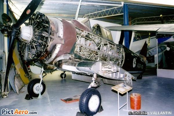 CAC CA-1 (Moorabin Air Museum)