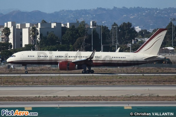 Boeing 757-2J4 (Yucaipa Companies)