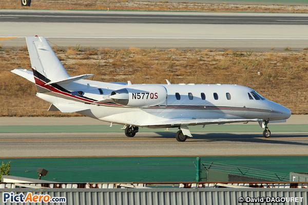 Cessna 560XL Citation Excel (NetJets Aviation)