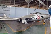 De Havilland DH-115 Vampire T.11 (J-701)