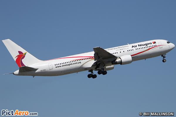 Boeing 767-383/ER (Air Niugini)