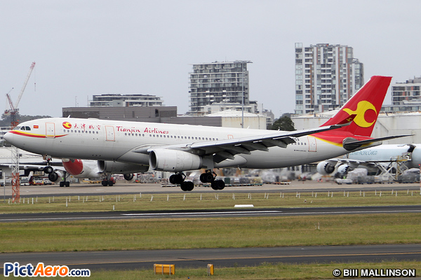 Airbus A330-243 (Tianjin Airlines)