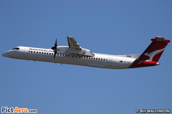 De Havilland Canada DHC-8-402Q Dash 8 (Sunstate Airlines)