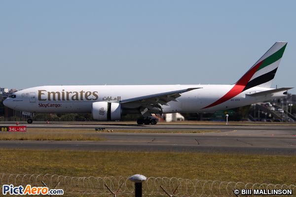 Boeing 777-F1H (Emirates SkyCargo)