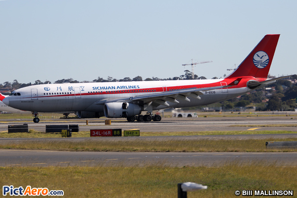 Airbus A330-243 (Sichuan Airlines)