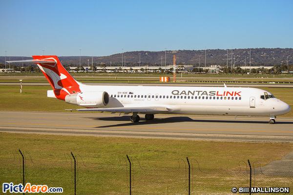 Boeing 717-231 (QantasLink (Cobham Aviation Services) )