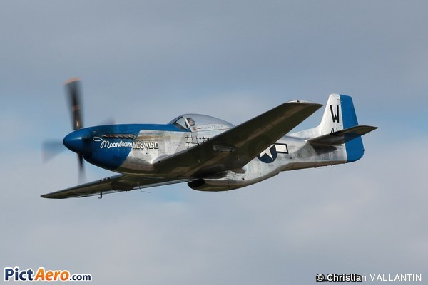 North American P-51D Mustang (Moonbeam Historic Military Aircraft Lic.)
