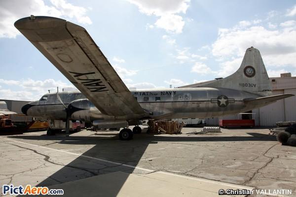 Convair C-131F Samaritan (Yanks Air Museum)