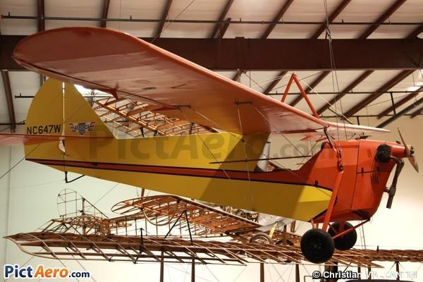 Aeronca C-2 (Yanks Air Museum)