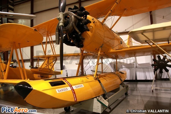 Naval Aircraft Factory N3N-3 Yellow Peril (Yanks Air Museum)