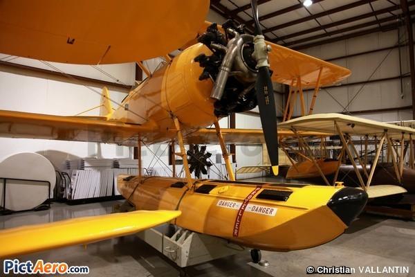 Naval Aircraft Factory N3N-3 Yellow Peril (Yanks Air Museum)