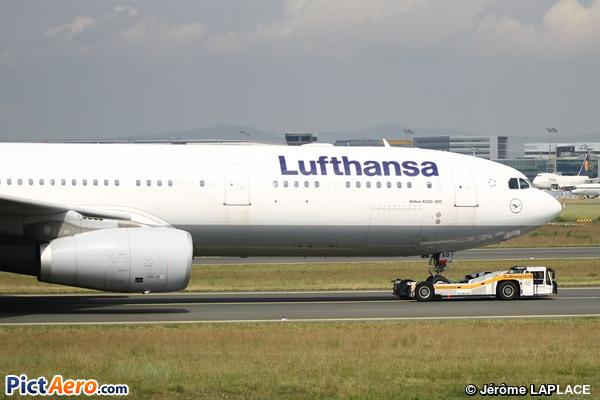 Airbus A330-343X (Lufthansa)