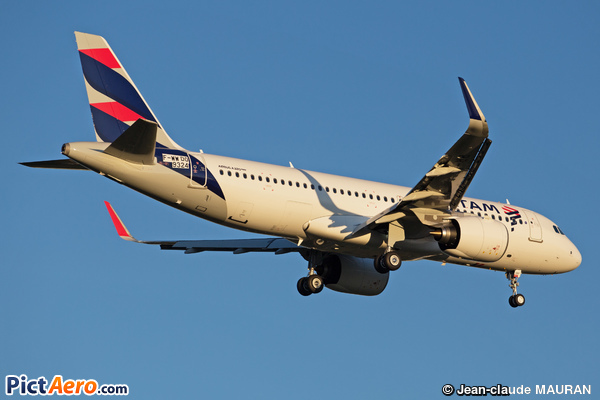 Airbus A320-251N (LATAM Airlines Brasil)