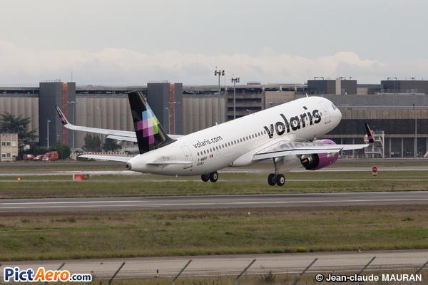 Airbus A320-251N (Volaris)