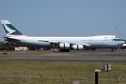 Boeing 747-867F/SCD