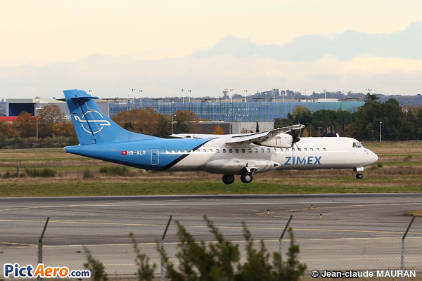 ATR 72-212A  (Zimex Aviation)