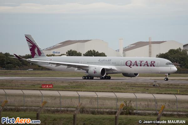 Airbus A350-1041 (Qatar Airways)