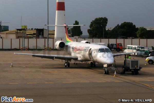 Embraer ERJ-145LI (Africa World Airlines)