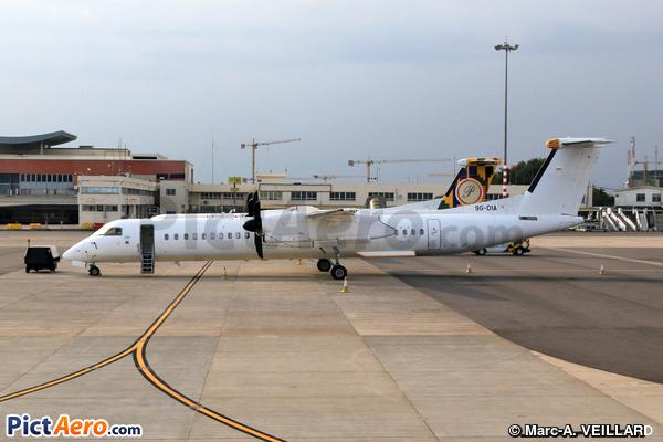 De Havilland Canada DHC-8-402Q Dash 8 (Passion Air)