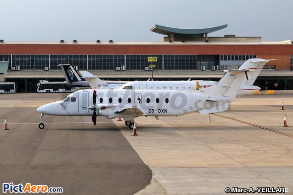 Beech 1900D (Federal Air)