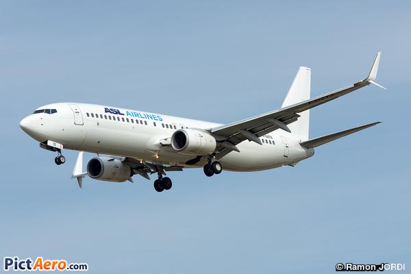 Boeing 737-8K5/WL (ASL Airlines France)