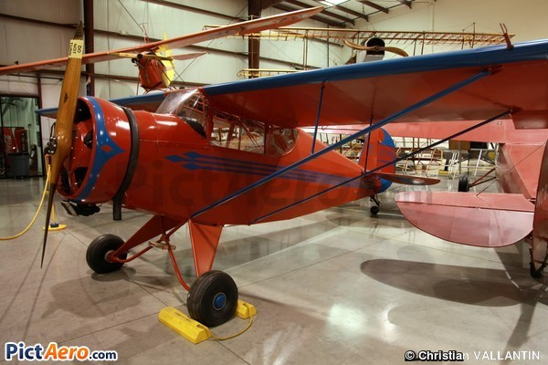 Porterfield 35-70 Flyabout (Yanks Air Museum)