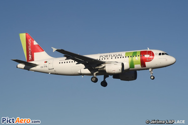 Airbus A319-111 (TAP Portugal)