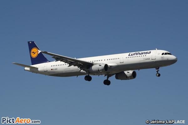 Airbus A321-231 (Lufthansa)