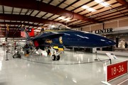 McDonnell Douglas F/A-18B Hornet (161943)