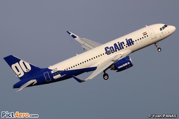 Airbus A320-271N (Go Air)