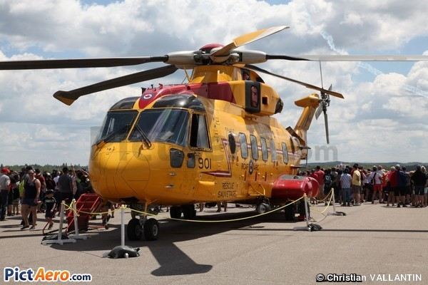 Agusta Westland CH-149 Cormoran (Canadian Air Force SAR)