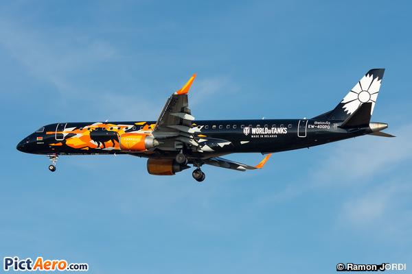 Embraer ERJ-195LR (ERJ-190-200LR) (Belavia Belarusian Airlines)