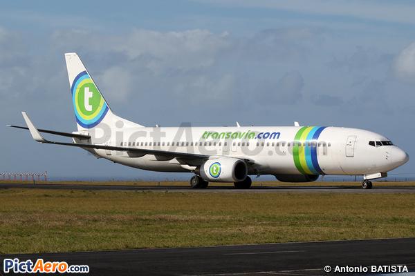 Boeing 737-8K2 (Transavia Airlines)
