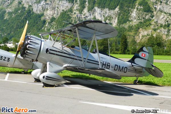 Waco YMF-5C (DIMOR Aero (Suisse) GmbH )
