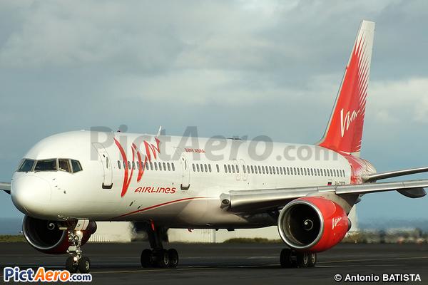 Boeing 757-230 (Vim Airlines)