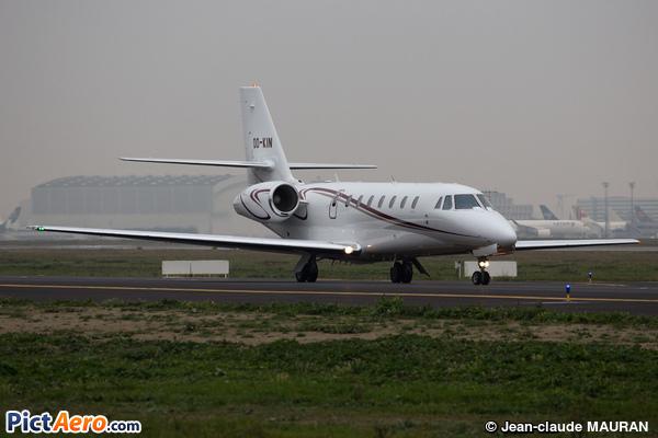 Cessna 680 Citation Sovereign (Flying Service)