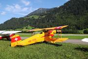Bücker BU-131APM Jungmann (HB-UUU)