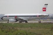 Airbus A319-131 (G-EUPJ)