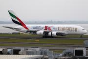 Airbus A380-861 - A6-EEU