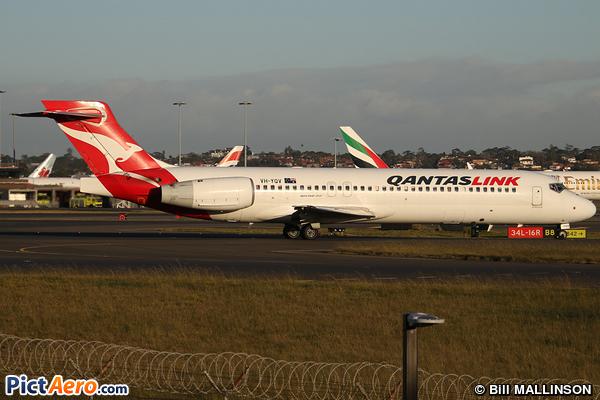 Boeing 717-2BL  (QantasLink (Cobham Aviation Services) )
