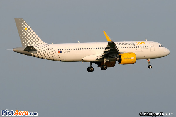 Airbus A320-271N (Vueling Airlines)
