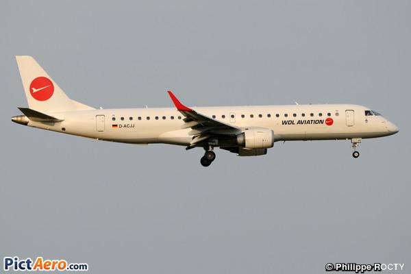 Embraer ERJ-190-200LR (WDL Aviation)