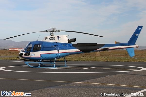 Aérospatiale AS-350 B3 Ecureuil (RTE EDF Transport (Réseau Transport Electricité))