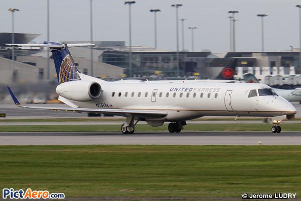 Embraer ERJ 145XR (United Express (Express Jet Airlines))