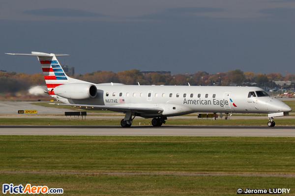 Embraer ERJ-145LR (American Eagle (Piedmont Airlines))