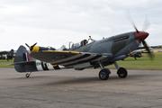 Supermarine 509 Spitfire T9C  (G-CCCA)
